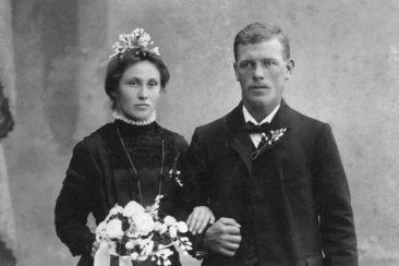 Anna Hulda 1884-1966 Fritz 1883-1964