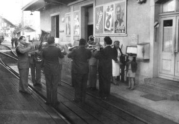 SLI Betriebsausflug 8.9.1956