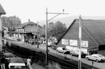 26.Juni 1983 abgeholt vom Eidgenössischem Turnfest