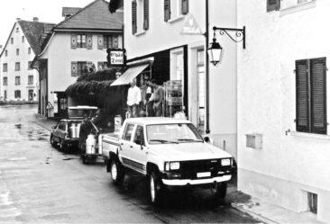 Milchzentrale Niederlenz 10. Mai 1992
