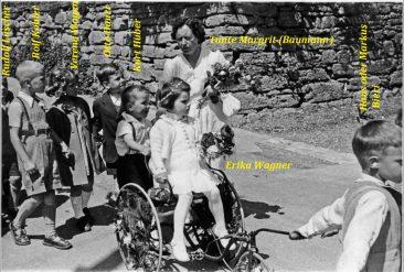 1946 2.Juni Jg40 Kindergarten