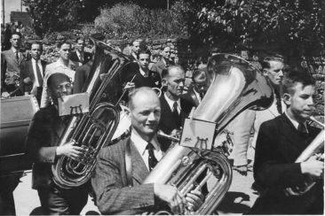 1946 2.Juni Musikgesellschaft Niderlenz