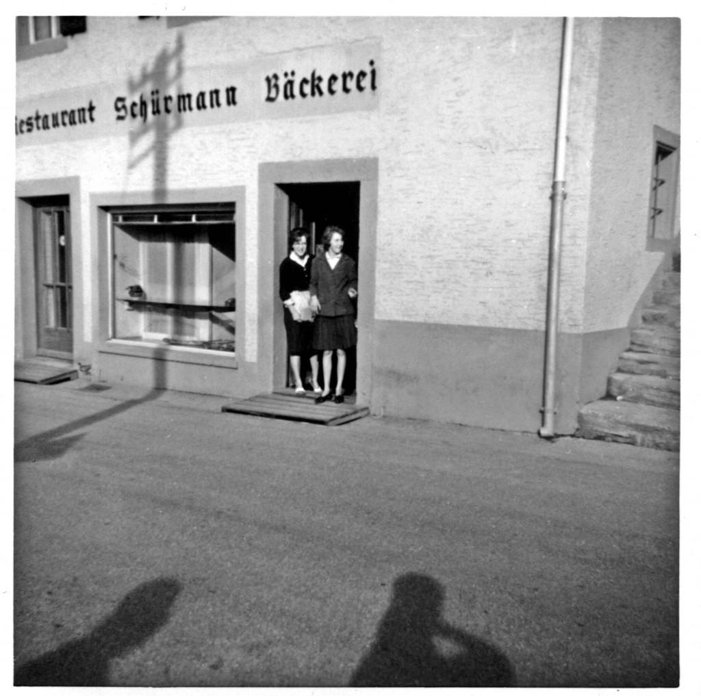 Bäckerei 1966 HSchkr