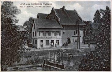 Restaurant & Bäckerei Conditorei Geschwister Schaffner