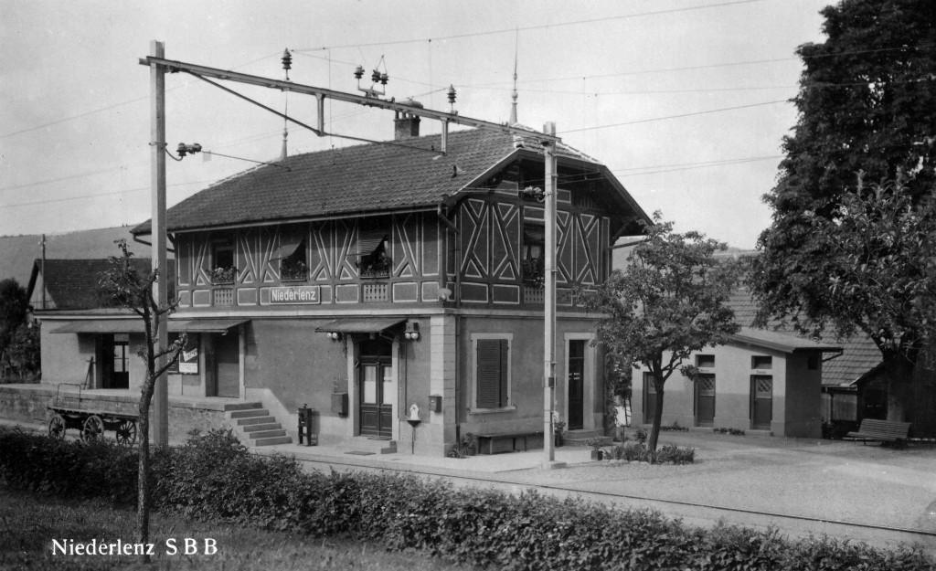 Bahnhof 1 2400krz