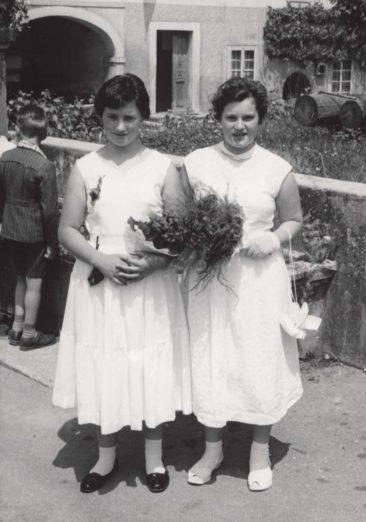 Margrit Büchli & Erika Wagner