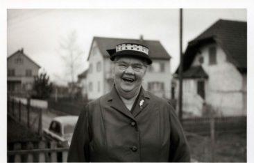 Frau Mettler (s Grosi von Erika und Anita Wagner)