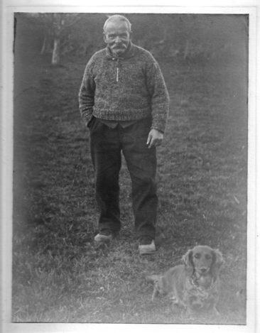 Friedrich Wilk-Meier 1866-1940    war Bannwart in Niederlenz
