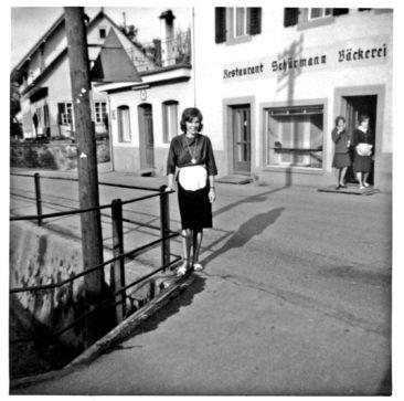 Hermine Hirschka-Schürmann um 1962