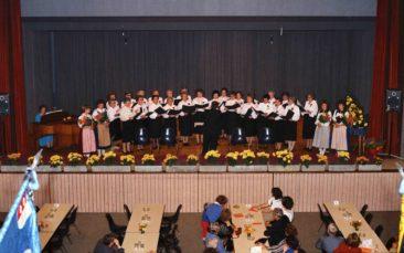 27.10. 1985  100 Jahre Frauen- und Töchterchor