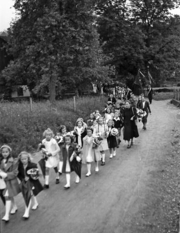 1946 Lehrerin Margrit Urech