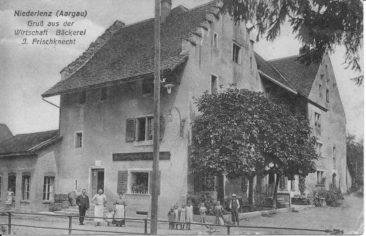 Restaurant & Bäckerei J. Frischknecht