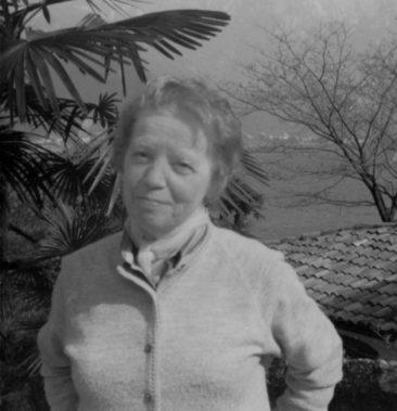 Mutter von Martah und Sepp Löffler