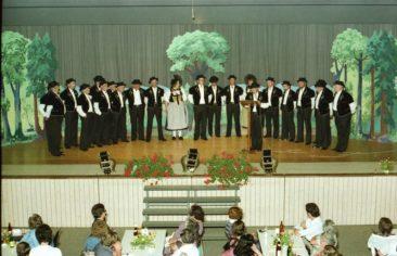Samstag 1.9.1979 Trachtenweihe
