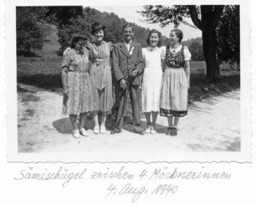 Sämischügel 1910-1980  EJ1940