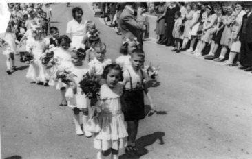 1949 22.Juni Jg43 Kindergarten