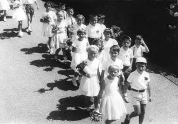 1961 Jg55 Kindergarten
