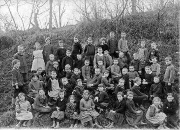 Jg 16 + 17  1. und 2.Klass  1924