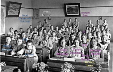 Jg 21-23   Lehrer Walter Fischer 1933