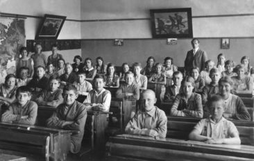 Jg ?  Lehrer Hans Joho  1938