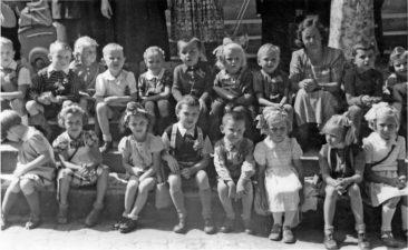 Jg 40 am Lenzburger Jugendfest  1946