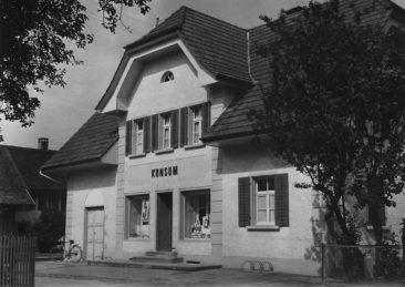 Konsum Widmer an der Staufbergstrasse