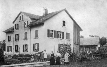 Choschthus um 1913