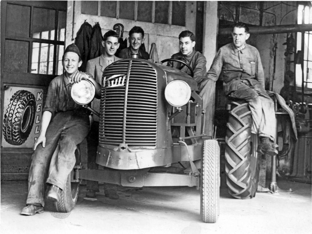 Kull Traktor 10 zk2