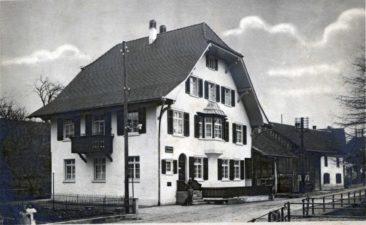Post um 1918