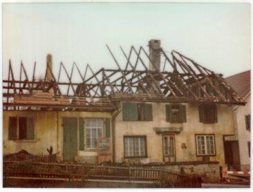 Schürz 4 um 1976