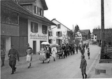 Eierauflesen 1931