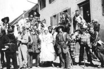 Nederlänzer of Wärbetur för's Eierufläse 1931