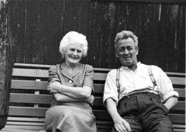 Lina Siegrist-Meier * 1898  Ernst Siegrist-Meier 8.12.1897 - 14.2.1975