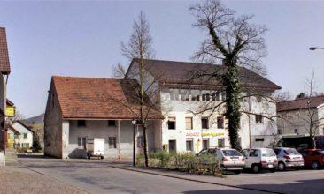 Soder Gebäude um 2000