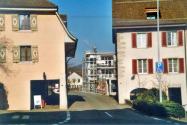 Mühlestrasse um 2001