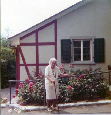 Hedi Schaffner s'Tante Negerli 1974