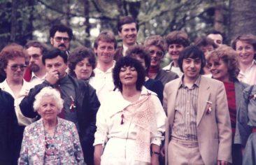 1985 Klassenzusammenkunft Jg 45